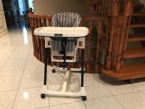 Preg Prego High Chair