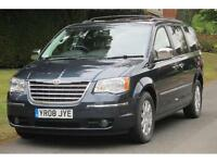 Chrysler Grand Voyager 2.8CRD auto Limited (HUGE SPECIFICATION)
