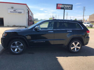 2014 Jeep Grand Cherokee Limited Fully Loaded