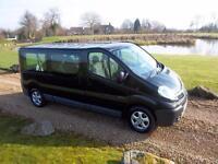 2014 / 14 Vauxhall VIVARO 2900 COMBI CDTI LWB 9 SEAT MINIBUS