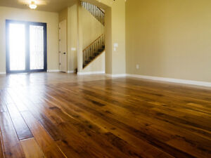 FLOORING SERVICES AVAILABLE