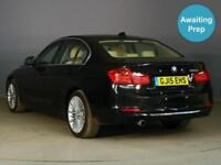 2015 BMW 3 SERIES 318d Luxury 4dr Step Auto