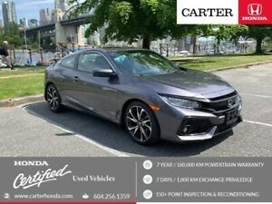2017 Honda Civic Si + MAY DAY SALE + CERTIFIED!