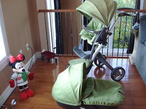 Stokke Xplory Stroller - Green  Gentle used