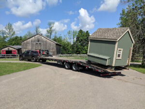 Shed Transport Service / Shed Mover