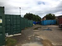 CONTAINERS TO RENT £20 PER WEEK 20FT BY 8FT IDEAL FOR ANY STORAGE AT SWAN EDDISON RD WASHINGTON