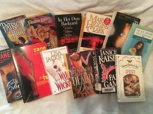 Variety Romance and Other books Cornwall Ontario image 1