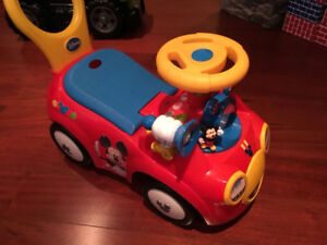 Disney Mickey Mouse Clubhouse Ride On