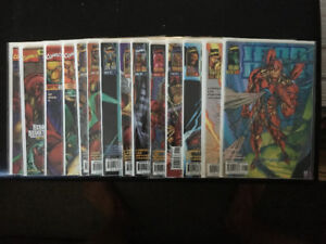 Iron man 96-97 comics