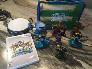 Skylanders Swap-Force WII