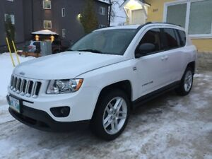 2012 Jeep Compass XLT Limited SUV, Crossover