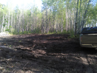 Land Clearing/Camping lots/Pasture/Storm Clean up