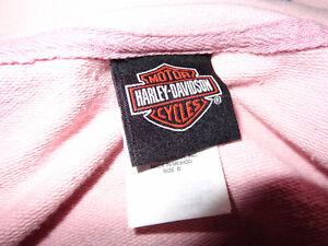 """Harley """"hoodie"""" in ladies small-  recycledgear.ca Kawartha Lakes Peterborough Area image 2"""