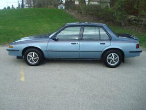 1987 Pontiac Sunbird GT *MINT CONDITION - ALL ORIGINAL*