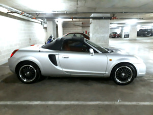 2000 Toyota MR-S, JDM, Manual Transmission