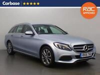2015 MERCEDES BENZ C CLASS C220 BlueTEC Sport 5dr Estate