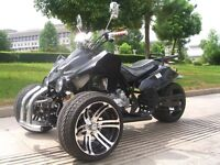 REVERSE TRIKE, BRAND NEW, 250cc, WATER COOLED,