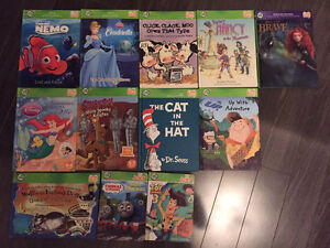 Leapfrog tag books Cambridge Kitchener Area image 1