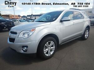 2015 Chevrolet Equinox LT AWD  Leather Heated Power Seats/ Mirro