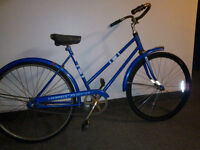 classic, vintage Columbia Roadster town bike, good back brake