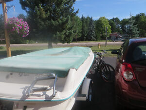 FUN LITTLE JET BOAT FOR SALE