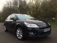 Citroen C4 VTR+ auto diesel 1 year mot £30tax year