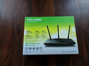 TPLink Archer C7 AC1750 wireless router