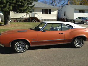 Original 1971 Cutlass