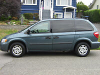 2005 DODGE CARAVAN ( shorter model not longer Grand Caravan )