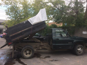 2004 Chevrolet Silverado 3500 Dompeur/Towing