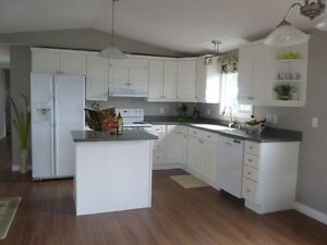 FOR SALE or RENT: Millet Alberta; Newly Renovated Mobile Home