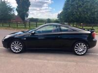 TOYOTA CELICA VVT-I RED COUPE 1.8 PETROL