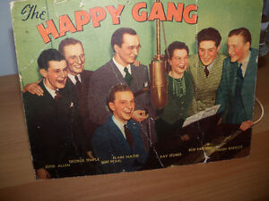 Happy Gang Poster - 12 X 10