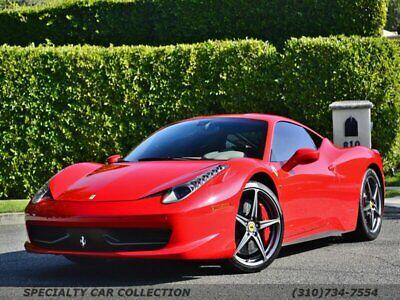 2011 Ferrari 458  2011 Ferrari 458 Italia