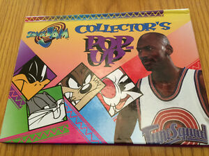 LIVRAISON GRATUITE Collector's Pop-Up MICHAEL JORDAN BUGS BUNNIE