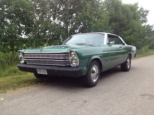 66 GALAXIE COUPE