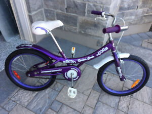 """""""Cream Soda Supercycle"""" Youth Bicycle (19"""" Wheels) - Nice!"""