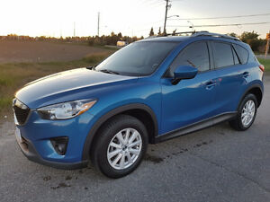 2014 Mazda CX-5 GS SUV, AWD w/ Roof Rack, Floor liners & Hitch