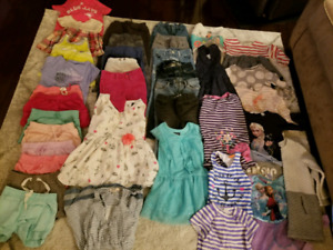 3T Brand Name Lot of Girl Clothes