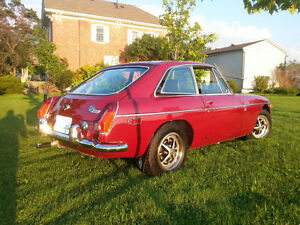 MGB GT very reliable and solid Stratford Kitchener Area image 2