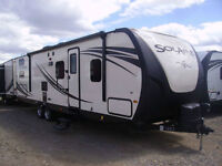 2014 Solaire by Palomino 292 QBSK-ECLIPSE