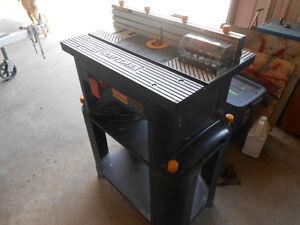 Air Compressor Router and Metal Detectors