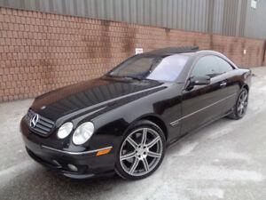 2001 Mercedes CL600 - V12 - AMG PKG - NAVIGATION - VERY RARE