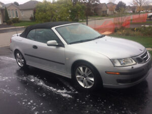 "2004 Saab 9-3 2dr Convertible  5 Speed ""OWESOME"""