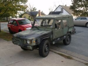 Two Iltis's for Sale