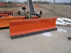 88in Dozer Blade for Forklift, Manual Angling both left & right