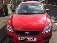 2006 FORD FOCUS full ford history