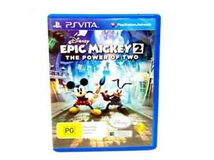 Epic Mickey 2, The Power Of 2 Ps Vita 162839