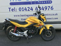 Honda CB125F / GL / GLR125 1WH-F / Nationwide Delivery / Finance