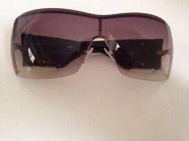 Emporio Armani ladies sunglasses with case Immaculate condition
